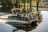23 ft. Premier Marine 231 Cast-A-Way RE 2-Tube Pontoon Boat Rental N Texas Gulf Coast Image 14