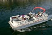 25 ft. Sun Tracker by Tracker Marine Party Barge 22 I/O Regency Pontoon Boat Rental Austin Image 1