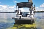 16 ft. Sylvan Marine 1600 Explorer SC Pontoon Boat Rental Orlando-Lakeland Image 1