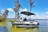 16 ft. Sylvan Marine 1600 Explorer SC Pontoon Boat Rental Orlando-Lakeland Image 8