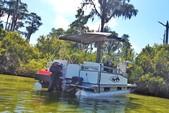 16 ft. Sylvan Marine 1600 Explorer SC Pontoon Boat Rental Orlando-Lakeland Image 16