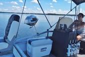 16 ft. Sylvan Marine 1600 Explorer SC Pontoon Boat Rental Orlando-Lakeland Image 14