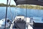 16 ft. Sylvan Marine 1600 Explorer SC Pontoon Boat Rental Orlando-Lakeland Image 33