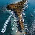 36 ft. Monterey Boats 340 Cruiser Cruiser Boat Rental Miami Image 34