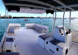 36 ft. Other Cutlass custom Pontoon Boat Rental Miami Image 2