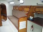 40 ft. Vandestadt & McGruer caribbean 40 Sloop Boat Rental Dona Paula Image 4