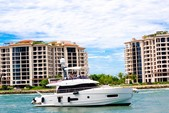 43 ft. Azimut Yachts 42 Flybridge Boat Rental Miami Image 1