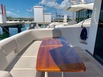 43 ft. Azimut Yachts 42 Flybridge Boat Rental Miami Image 4