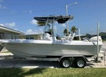 22 ft. Triumph Boats 215 CC 4-S  Center Console Boat Rental The Keys Image 1