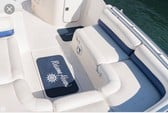 24 ft. Monterey Boats 240 Explorer Deck Boat Boat Rental Los Angeles Image 2