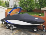 23 ft. Yamaha SX230 W/Painted Trailer Jet Boat Boat Rental Chicago Image 1