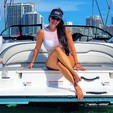 19 ft. Yamaha SX190  Jet Boat Boat Rental Miami Image 3