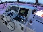 42 ft. Symbol Yachts 42 Motoryacht Trawler Boat Rental New York Image 15