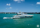 103 ft. 103 Azimut Motor Yacht Boat Rental Miami Image 14