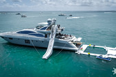 103 ft. 103 Azimut Motor Yacht Boat Rental Miami Image 1