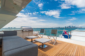 103 ft. 103 Azimut Motor Yacht Boat Rental Miami Image 49