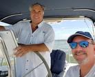 44 ft. Hunter Passage 450 46' Sloop Boat Rental Miami Image 3