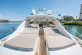 65 ft. 65V Princess Motor Yacht Boat Rental Miami Image 4