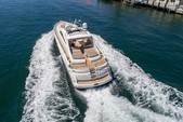 65 ft. 65V Princess Motor Yacht Boat Rental Miami Image 8