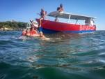 32 ft. WINNINGHOFF Party Boat Cruiser Boat Rental Boston Image 1