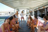 32 ft. WINNINGHOFF Party Boat Cruiser Boat Rental Boston Image 2