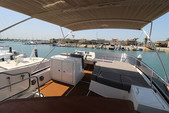 52 ft. Prestige 50 Flybridge Cruiser Boat Rental Los Angeles Image 3