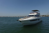 52 ft. Prestige 50 Flybridge Cruiser Boat Rental Los Angeles Image 1