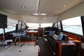 52 ft. Prestige 50 Flybridge Cruiser Boat Rental Los Angeles Image 13