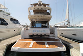 52 ft. Prestige 50 Flybridge Cruiser Boat Rental Los Angeles Image 6