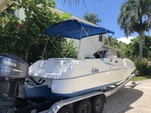 25 ft. Cobia Boats 256 Sport Deck Deck Boat Boat Rental Fort Myers Image 3