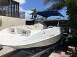 25 ft. Cobia Boats 256 Sport Deck Deck Boat Boat Rental Fort Myers Image 4
