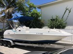 25 ft. Cobia Boats 256 Sport Deck Deck Boat Boat Rental Fort Myers Image 8
