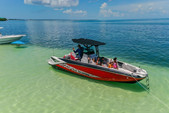 25 ft. Scarab 255 ID Center Console Boat Rental The Keys Image 12