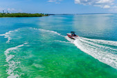 25 ft. Scarab 255 ID Center Console Boat Rental The Keys Image 15