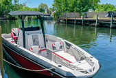25 ft. Scarab 255 ID Center Console Boat Rental The Keys Image 5