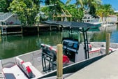 25 ft. Scarab 255 ID Center Console Boat Rental The Keys Image 7