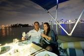 25 ft. Avalon Pontoons 24' Catalina Cruise Pontoon Boat Rental Miami Image 8