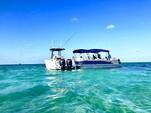 25 ft. Avalon Pontoons 24' Catalina Cruise Pontoon Boat Rental Miami Image 1