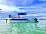 25 ft. Avalon Pontoons 24' Catalina Cruise Pontoon Boat Rental Miami Image 3