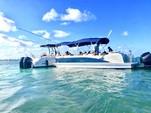25 ft. Avalon Pontoons 24' Catalina Cruise Pontoon Boat Rental Miami Image 9