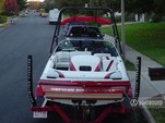 20 ft. Malibu Boats Response Barefooter Ski And Wakeboard Boat Rental Washington DC Image 2