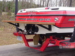 20 ft. Malibu Boats Response Barefooter Ski And Wakeboard Boat Rental Washington DC Image 3