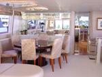 76 ft. Lazzara Marine 76 Motor Yacht Boat Rental West Palm Beach  Image 1