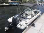 19 ft. Rinker QX 18 OB Bow Rider Boat Rental Miami Image 16