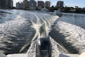 23 ft. Rinker Q3 Bow Rider Boat Rental Miami Image 3