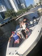 23 ft. Rinker Q3 Bow Rider Boat Rental Miami Image 4