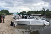 23 ft. Rinker Q3 Bow Rider Boat Rental Miami Image 6