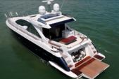55 ft. Azimut Yachts 55 Motor Yacht Boat Rental Tampa Image 1