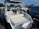 25 ft. Cobalt 24SD Deck Boat Boat Rental Miami Image 2