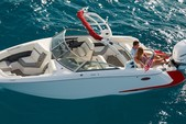 25 ft. Cobalt 24SD Deck Boat Boat Rental Miami Image 3